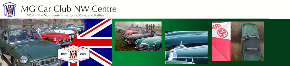 MG Car Club NW Centre